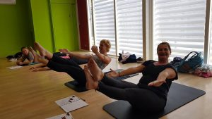 Pilates Instructeur Advanced